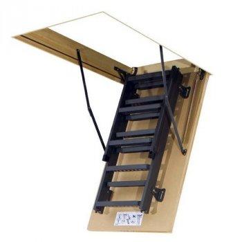 FAKRO складная металлическая лестница LMS